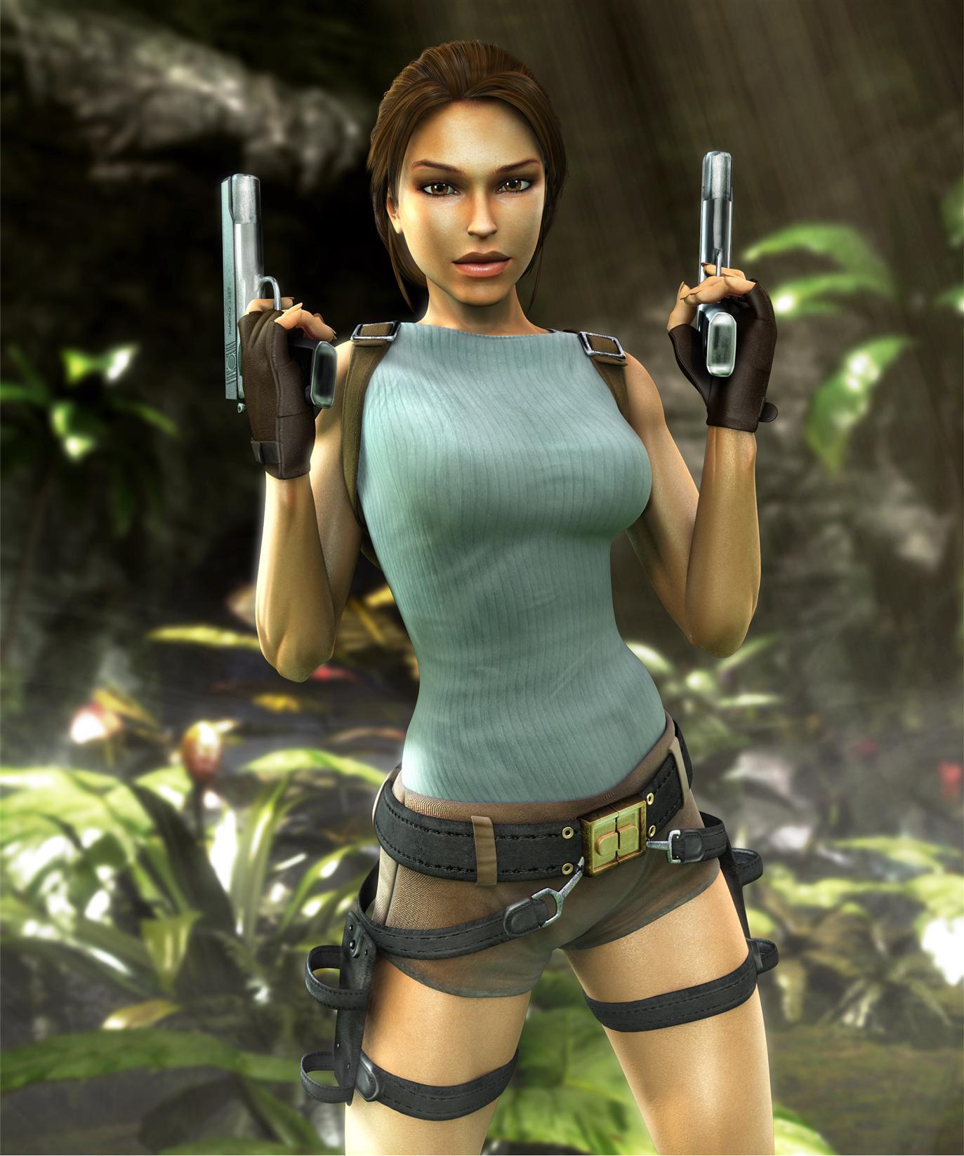 Tomb Raider Trilogy HD sortira le 25 mars