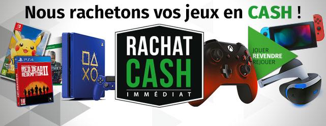 Gamecash - Achat Vente de jeux vidéos et consoles d occasion 8c2ac661b98