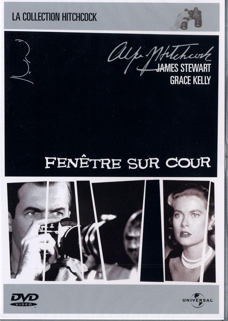 Fenetre sur cour dvd jeux occasion console occasion for Fenetre sur cour film