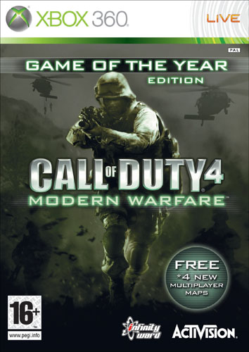 Call of duty 4 : moderne warfare