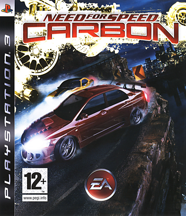 need for speed carbon ps3 jeux occasion pas cher gamecash. Black Bedroom Furniture Sets. Home Design Ideas