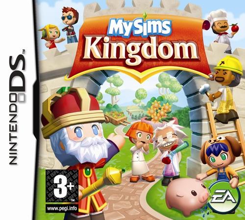 my sims kingdom ds argus jeux vid o d 39 occasion cotation jeux vid o prix. Black Bedroom Furniture Sets. Home Design Ideas