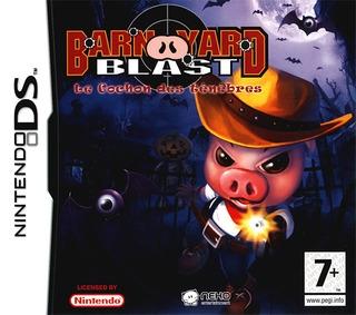 Barnyard blast cochon sauvage