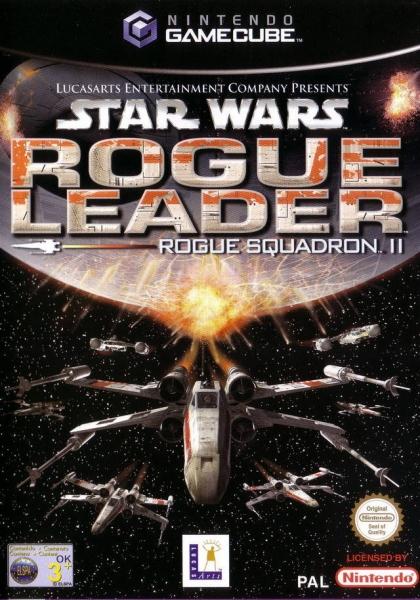 Star wars rogue leader : rogue squadron 2