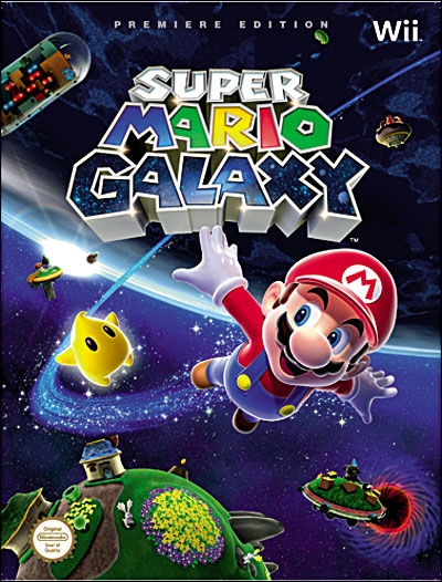 guide super mario galaxy wii argus jeux vid o d 39 occasion cotation jeux vid o. Black Bedroom Furniture Sets. Home Design Ideas