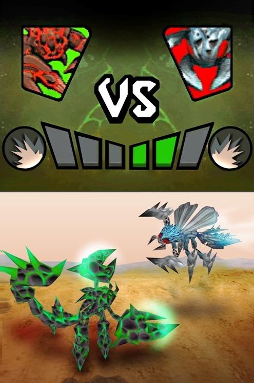 Combat de Geants : Insectes Mutants