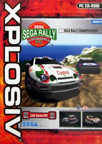 sega rally championship pc jeux occasion pas cher gamecash. Black Bedroom Furniture Sets. Home Design Ideas