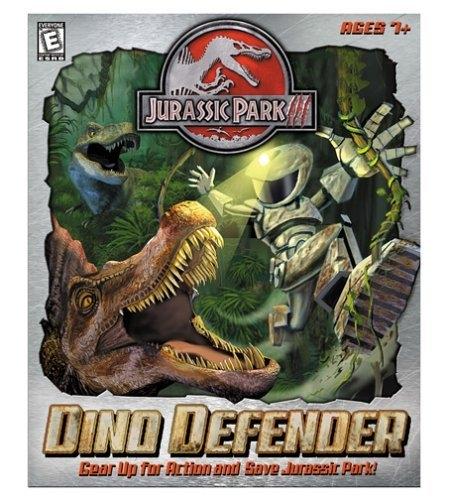Jurassic park 3 dino defender pc jeux occasion pas - Jeux de jurassic park 3 ...