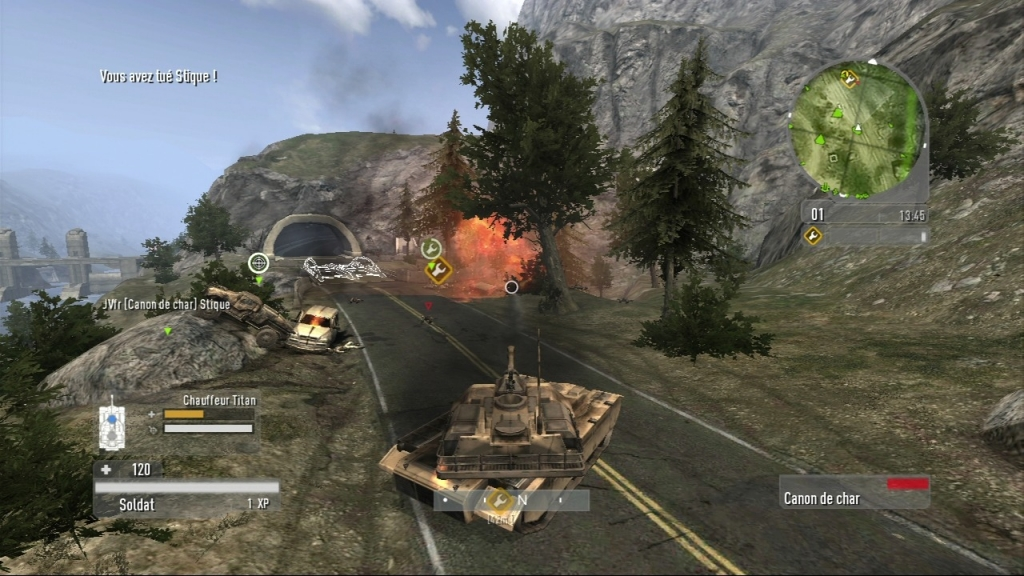 Enemy territory : quake wars - PS3 - ArgusJeux.fr : argus jeux ...