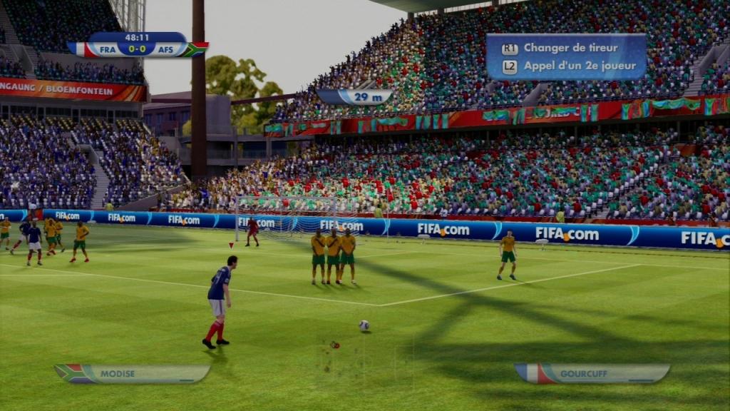 Coupe du monde de la fifa afrique du sud 2010 ps3 argus jeux vid o d - Coupe du monde 2010 lieu ...