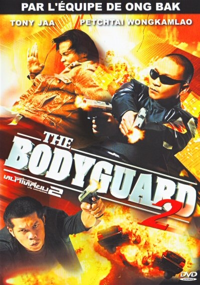 The Bodyguard 2 (Tony Jaa) - DVD - Jeux occasion console ...