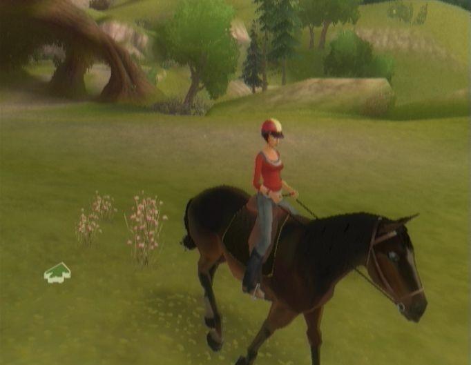 alexandra ledermann collines aux chevaux screen3