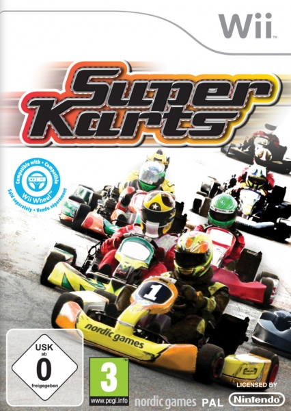 Super Karts  [PAL|ENG] [FS]