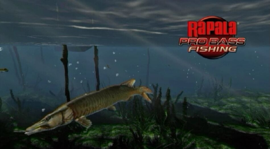 Rapala pro bass fishing avec canne p che wii for Ps4 bass fishing games