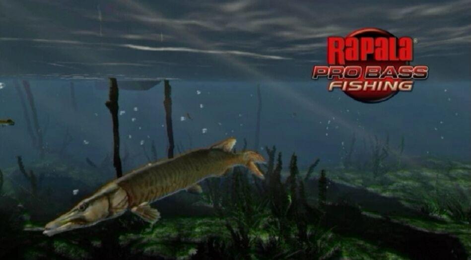 Rapala pro fishing portable for Rapala pro fishing