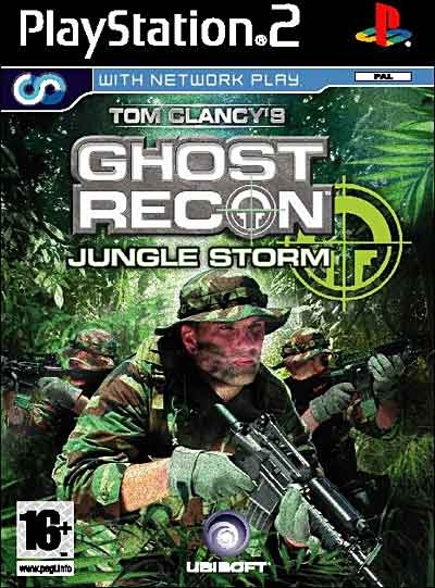 ghost recon jeu playstation - photo #17