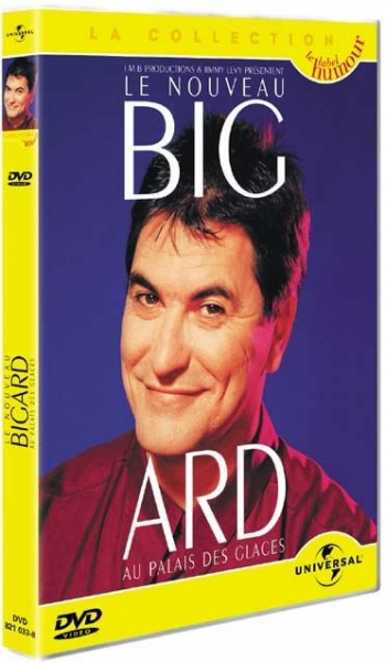 Bigard au Palais des Glaces 1992 FRENCH DVDRIP [MULTI]