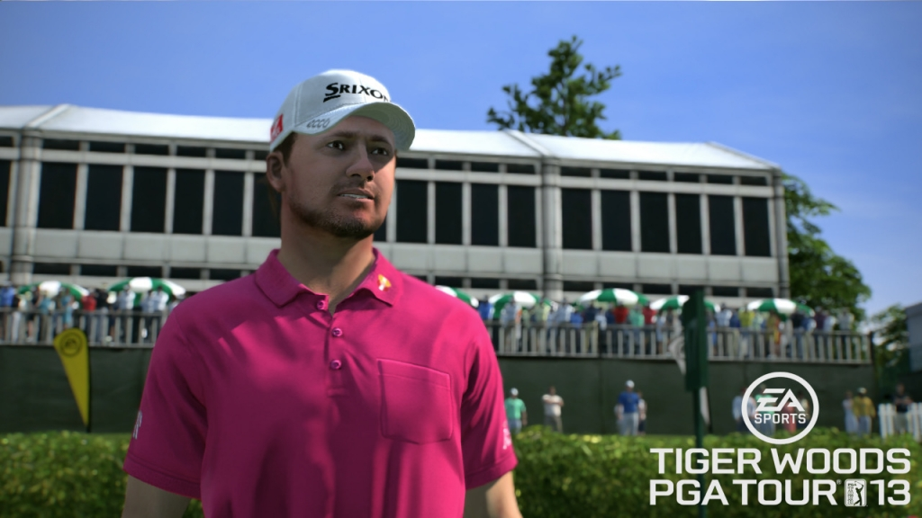 Tiger Woods PGA Tour 13 : The Masters