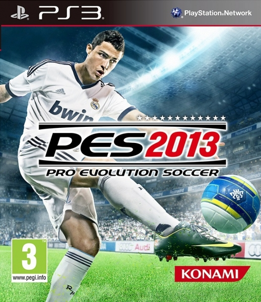 pro evolution soccer 2013 ps3 argus jeux vid o d 39 occasion cotation jeux. Black Bedroom Furniture Sets. Home Design Ideas