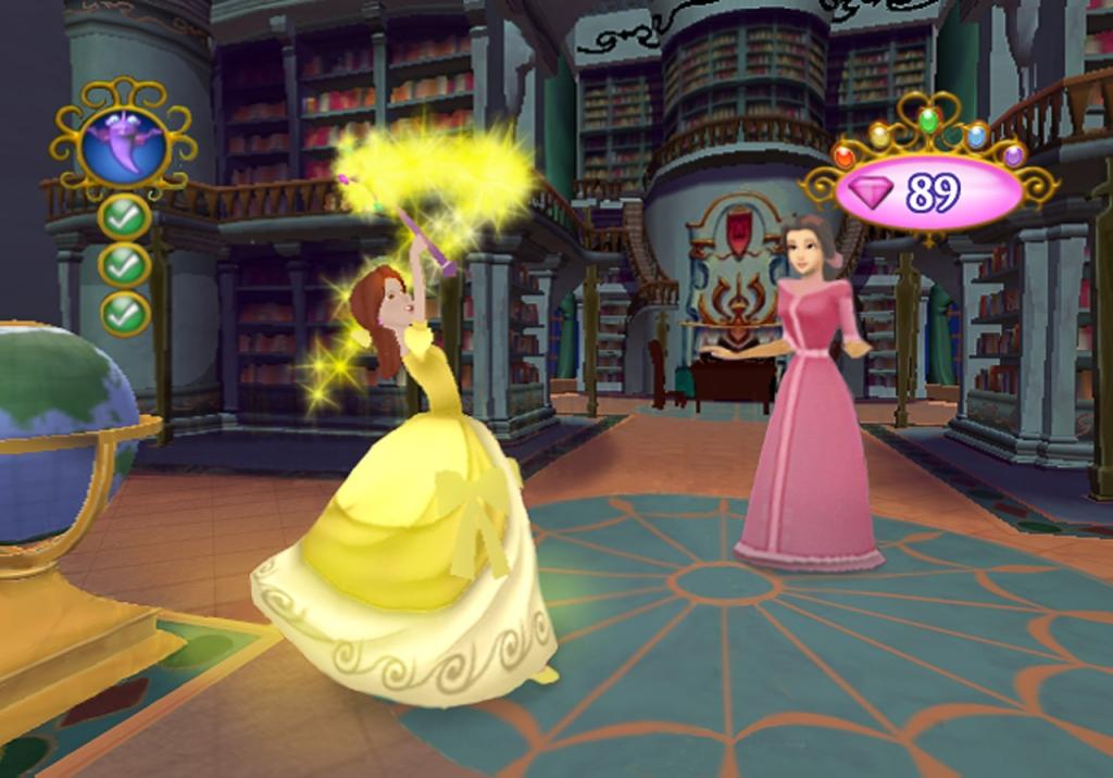 disney princesse mon royaume enchant wii argus jeux vid o d 39 occasion. Black Bedroom Furniture Sets. Home Design Ideas