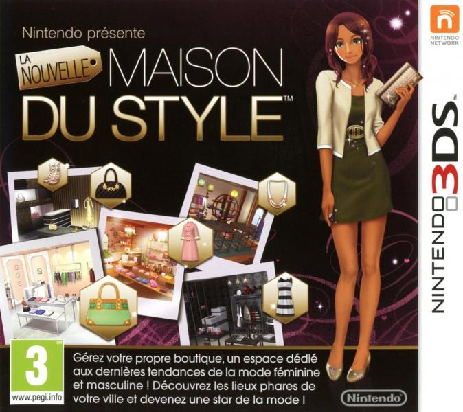 La nouvelle maison du style 3ds jeux occasion pas cher - La maison du style pas cher ...