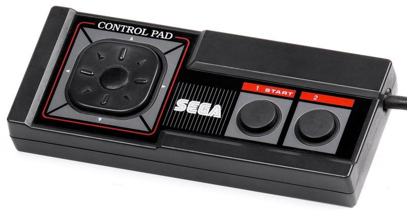 master system 1 SANS jeux intégrés ... Mastersystem-e62544