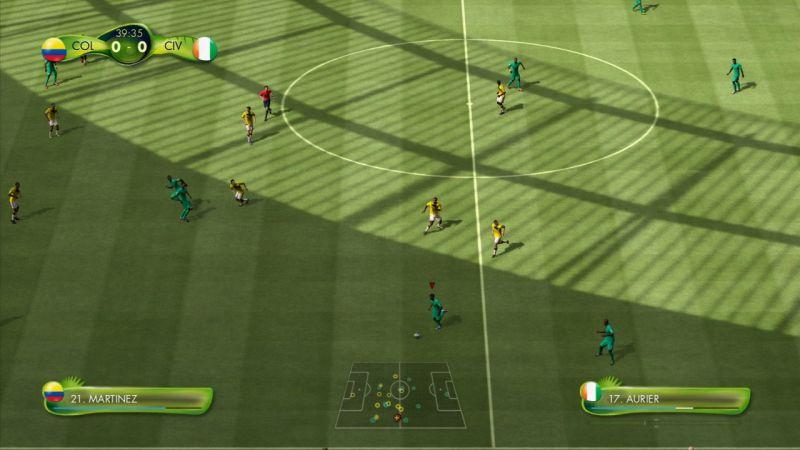 Actualit coupe du monde de la fifa br sil 2014 le jeu de la semaine gamecash - Jeu de foot coupe du monde 2014 ...