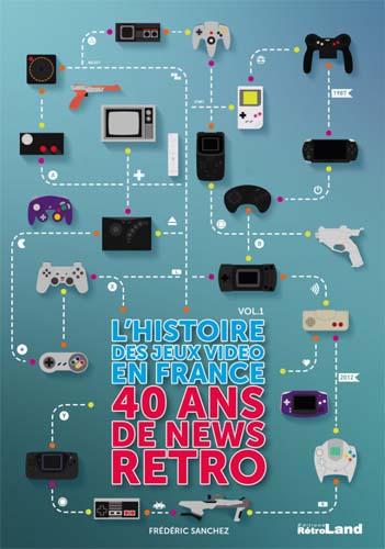 News un bouquin sur l 39 histoire de la micro en france en pr paration - Histoire des consoles de jeux ...