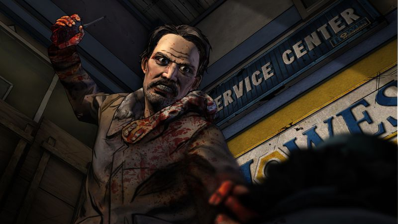The Walking Dead: In Harm's Way - Saison 2/Épisode 3 (XBLA 360 / PSN